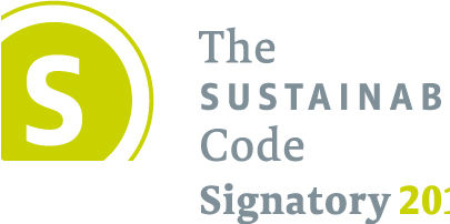 Signet of the German Sustainability Code (DNK) 2018